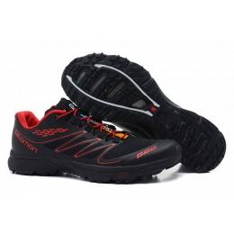 Salomon S-LAB Sense Speed Trail Running In Black Shoe For Men