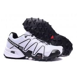 Salomon Speedcross 3 CS Trail Running In White Black Shoe For Women